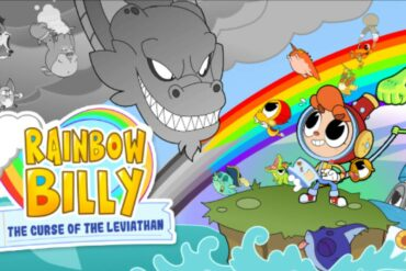 Rainbow Billy: The Curse of the Leviathan - Feature Image