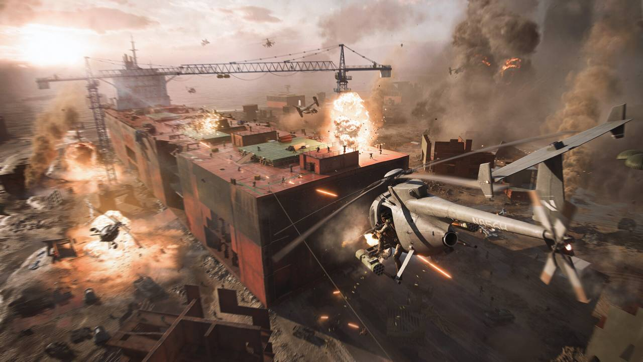 Battlefield 2042 - Gameplay