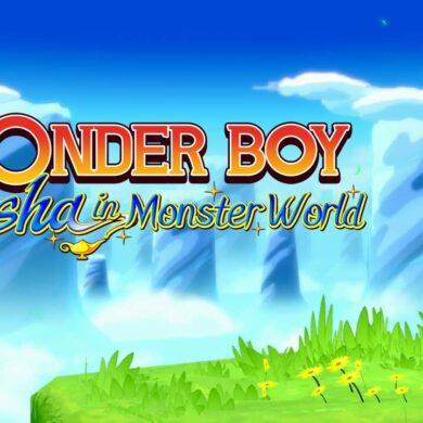 Wonder Boy: Asha in Monster World - Feature Image