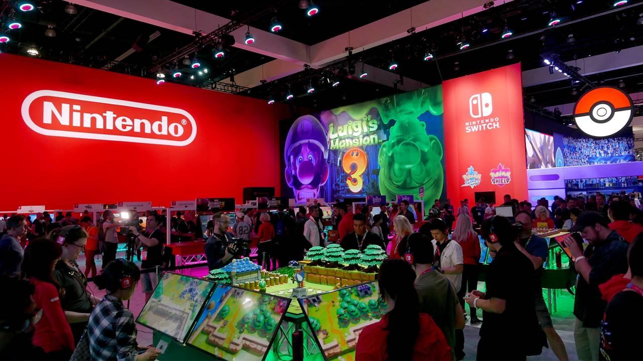 Nintendo - E3