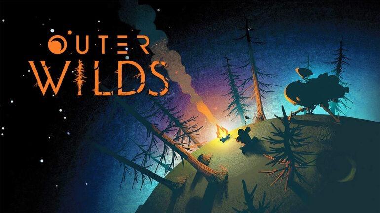 Outer Wilds Key Art