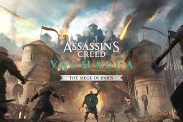 Ubisoft Assassin's Creed Valhalla Siege of Paris