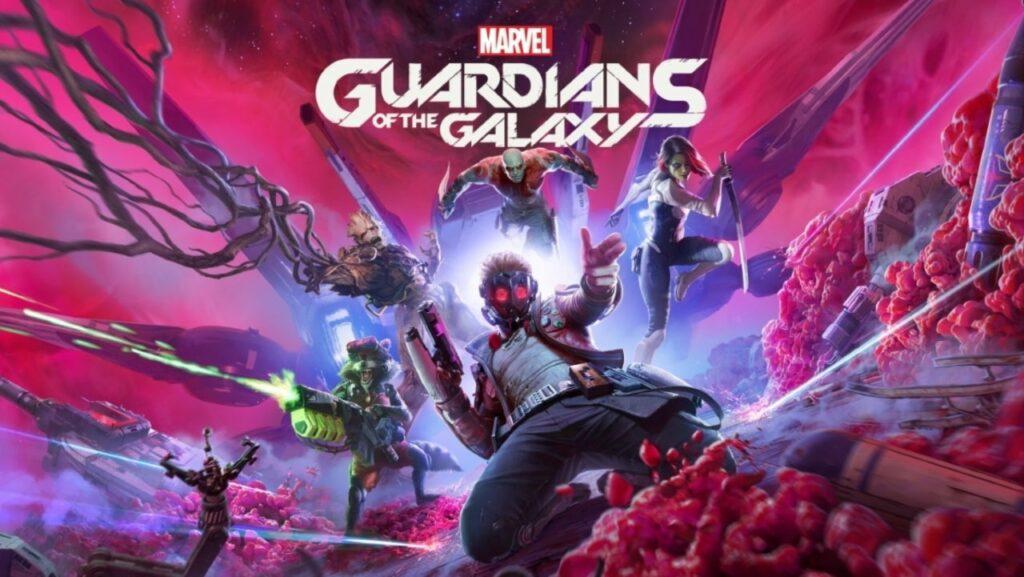 Square Enix Presents E3 2021 Guardians of the Galaxy