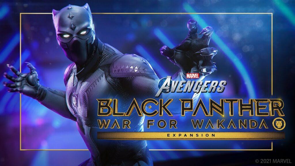 Square Enix Presents E3 2021 Marvel's Avengers