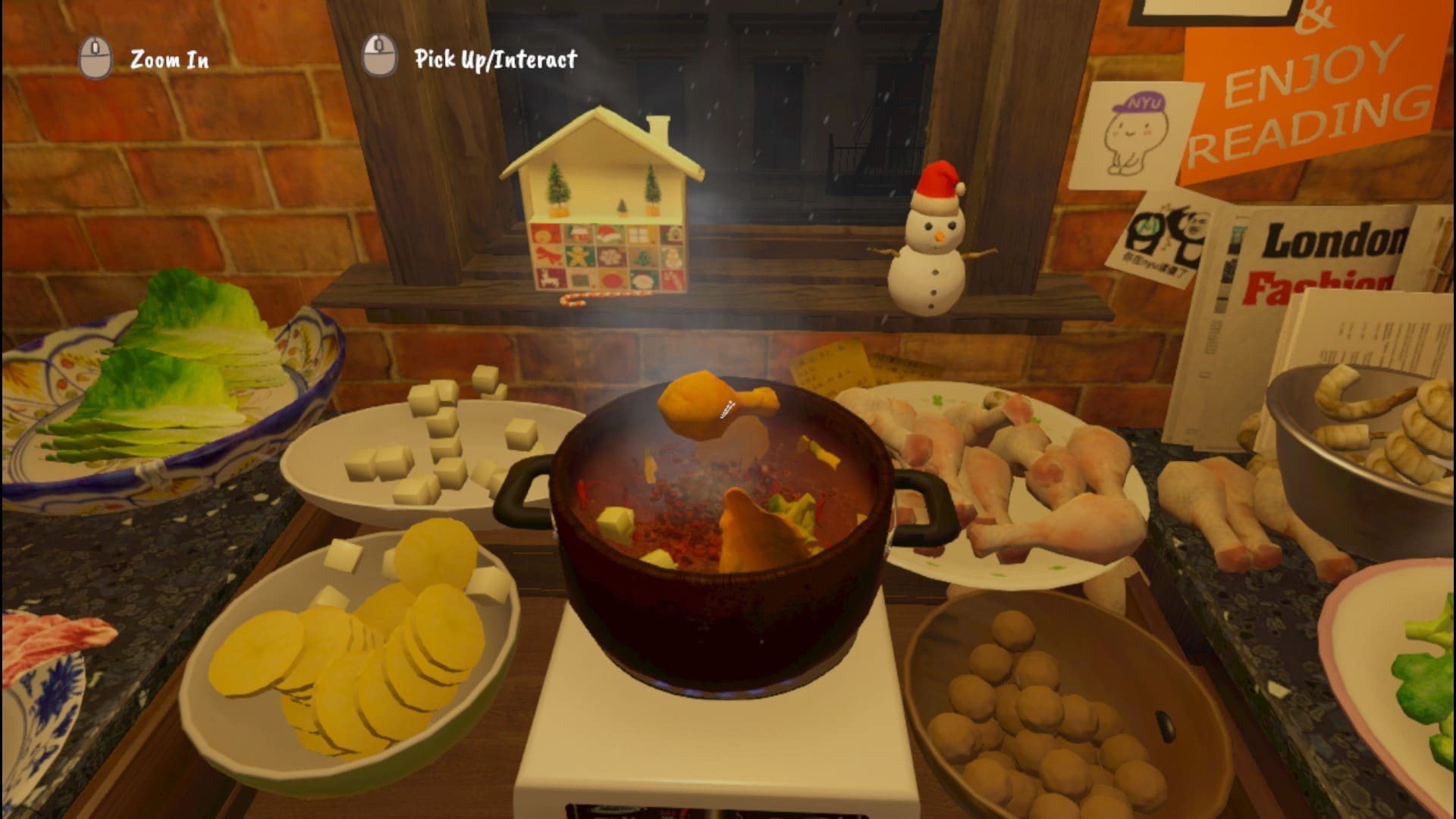 Wholesome Direct - Hot Pot For One