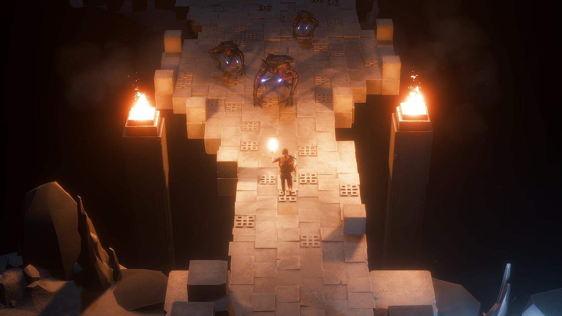 Len's Island - Gameplay