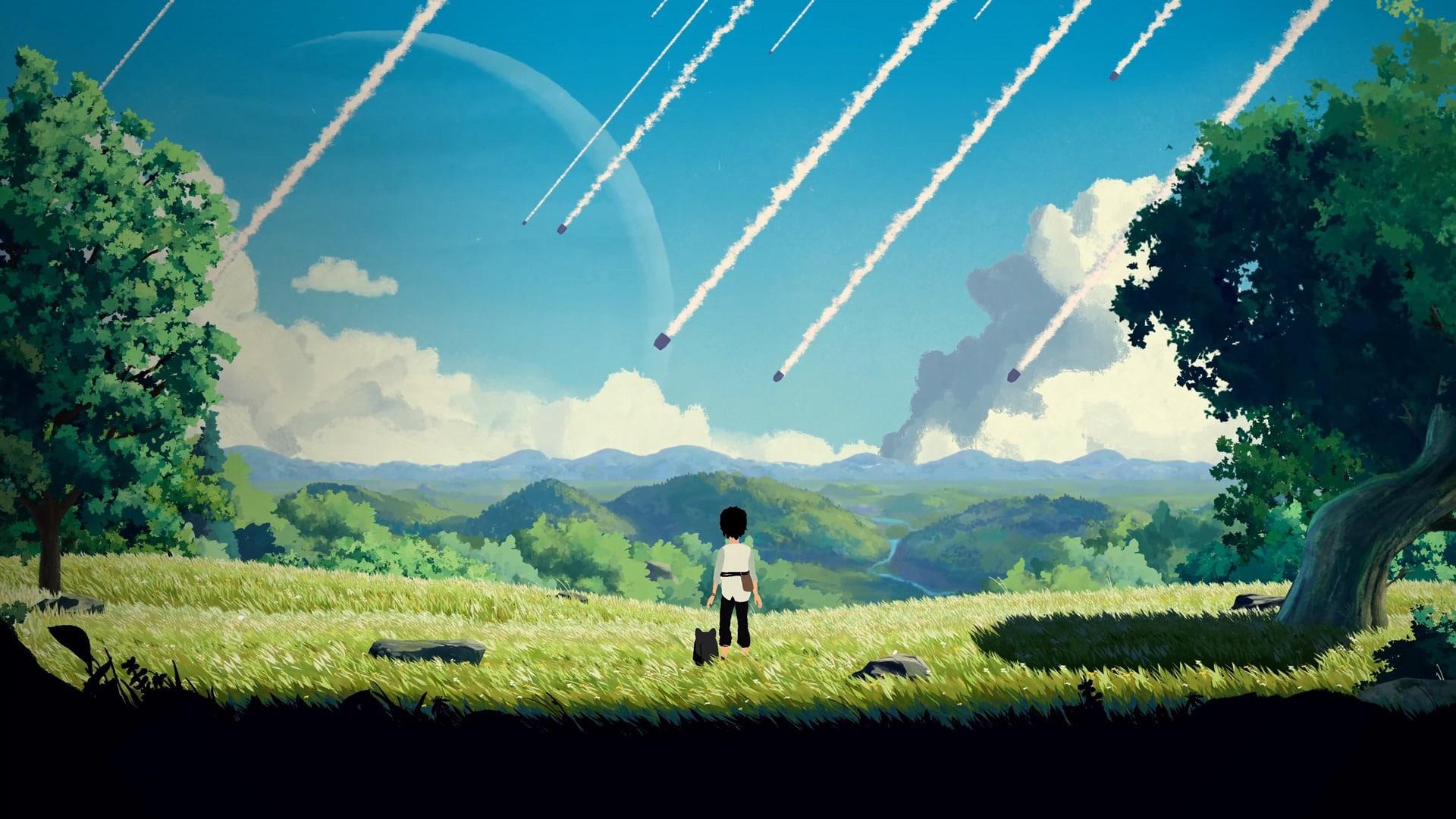 Planet of Lana - Gameplay