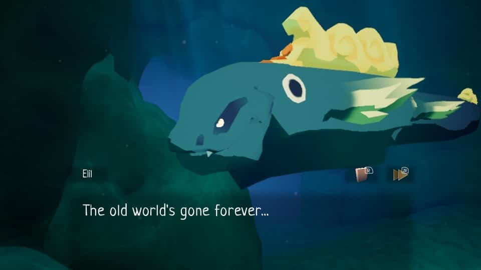 Mythic Ocean - Gameplay