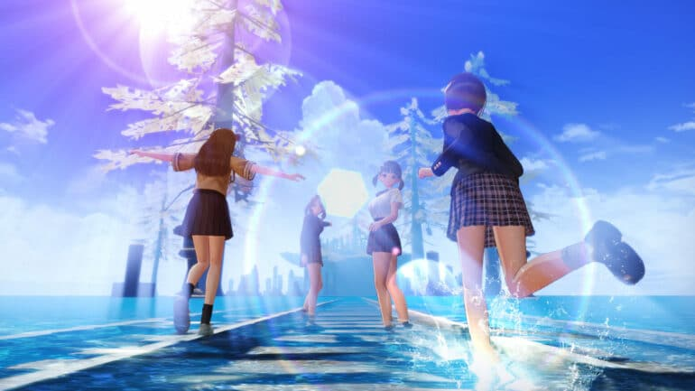 BLUE REFLECTION: Second Light - Feature Image