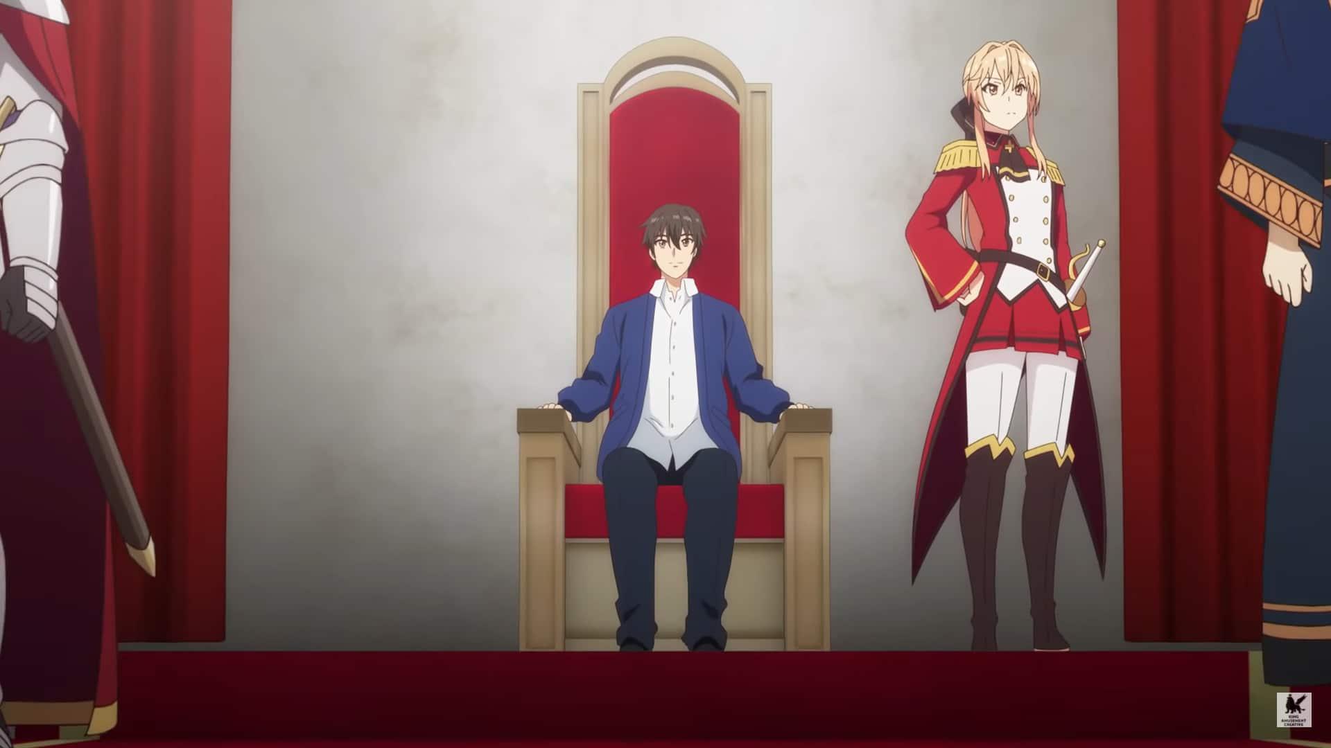 How a Realist Hero Rebuilt the Kingdom - Anime