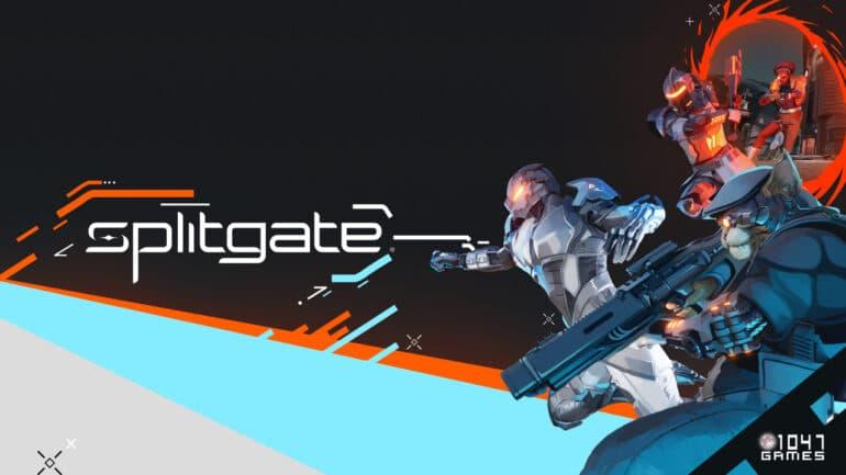 Splitgate - Key Art