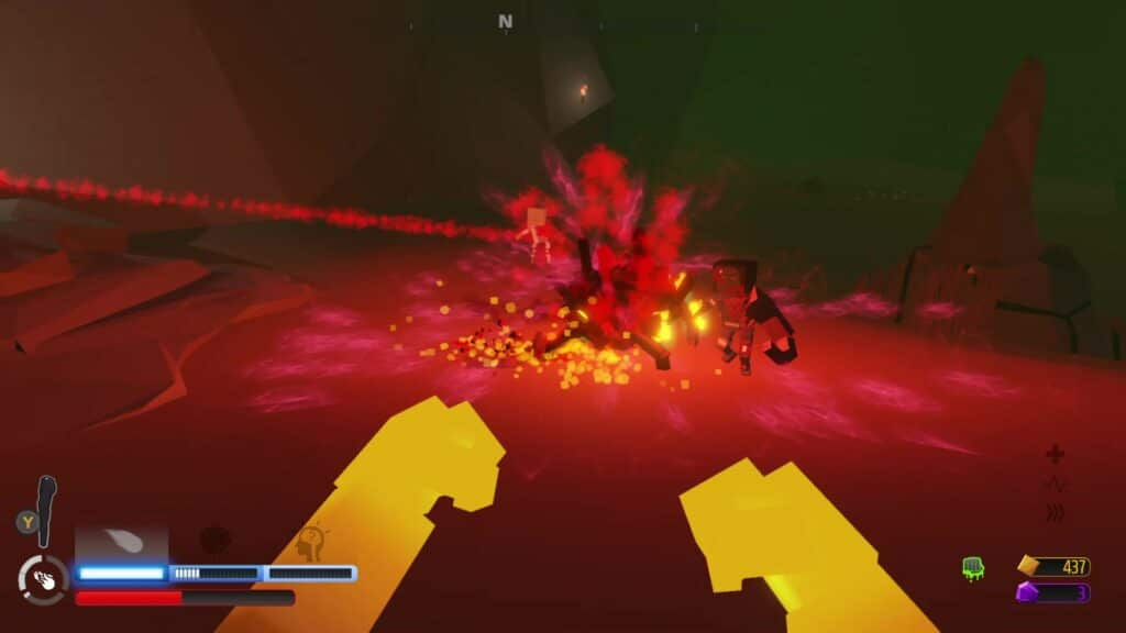 Paint The Town Red — In-game Screenshot
