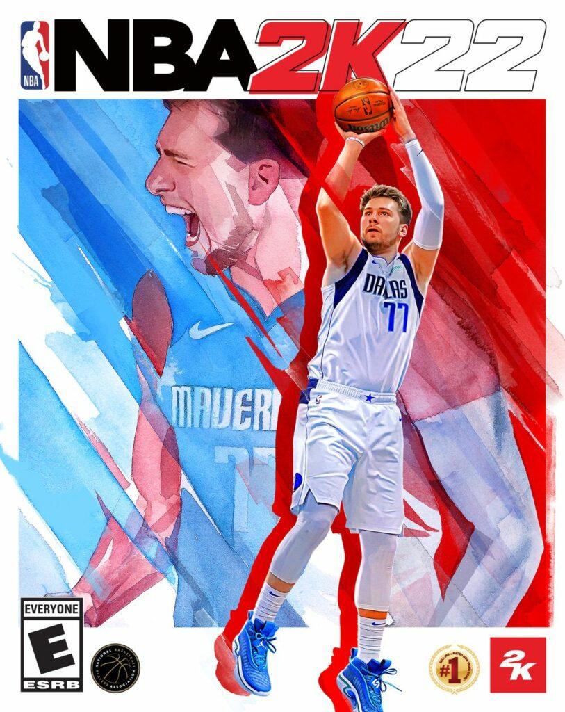 NBA 2k22 Standard Edition