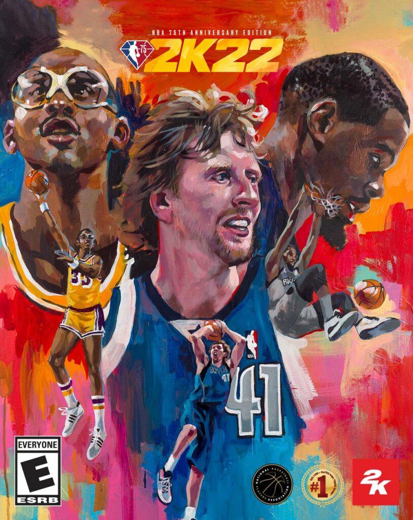 NBA 2k 2022