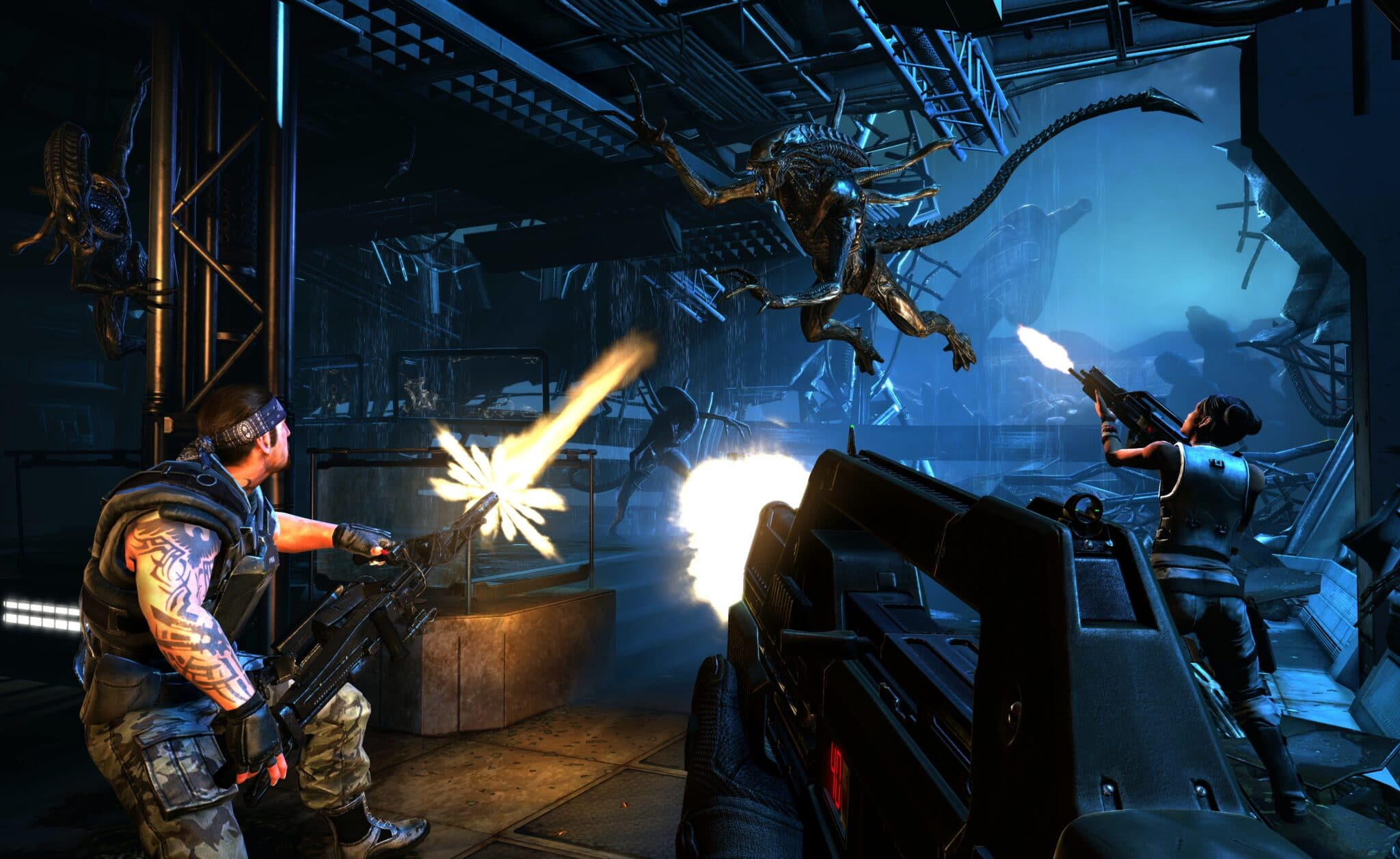 Disappointment - Aliens: Colonial Marines