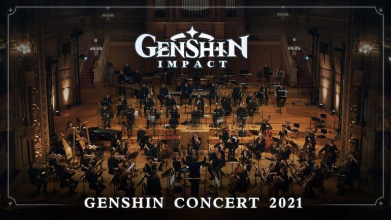 Genshin Impact GENSHIN IMPACT CONCERT 2021
