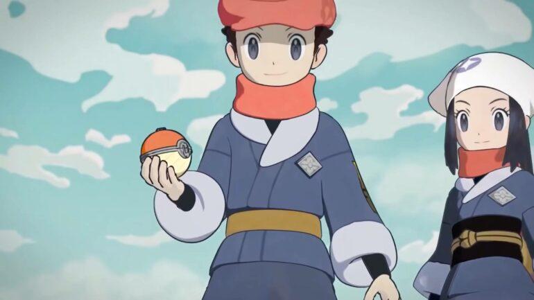 Pokémon Legends: Arceus - Feature Image