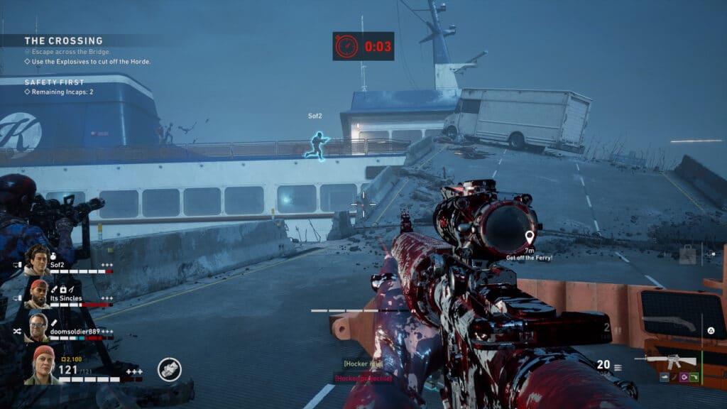 Back 4 Blood — In-game Screenshot