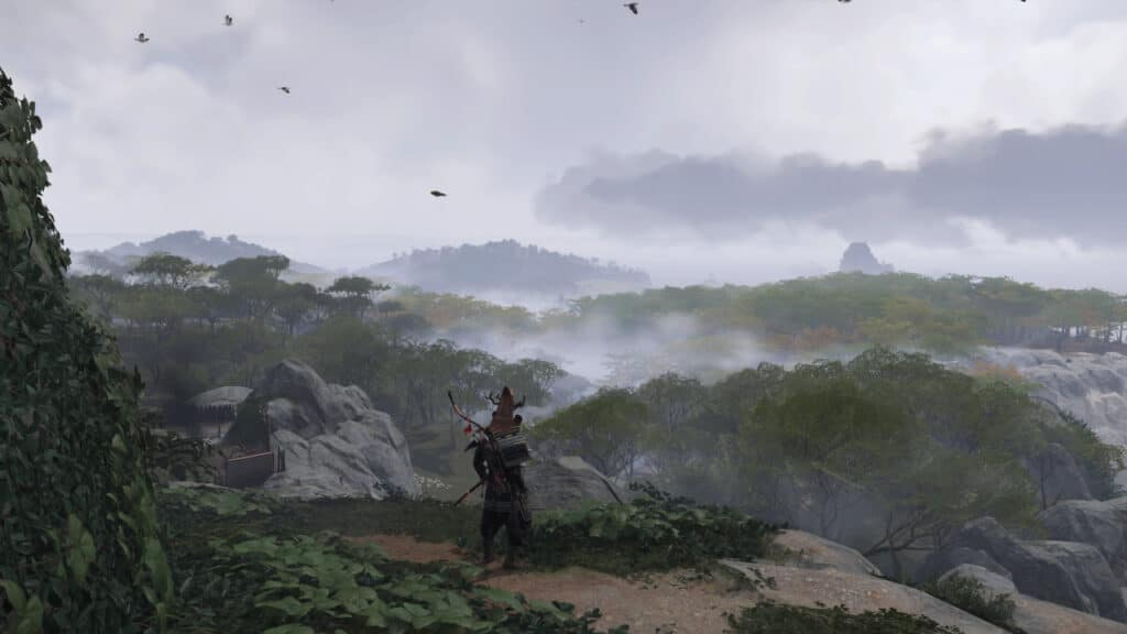 Ghost of Tsushima: Iki Island DLC Screenshot