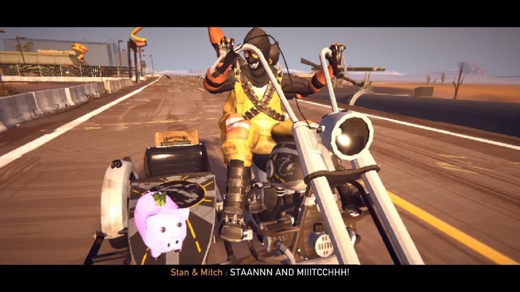 Road 96 Screenshot