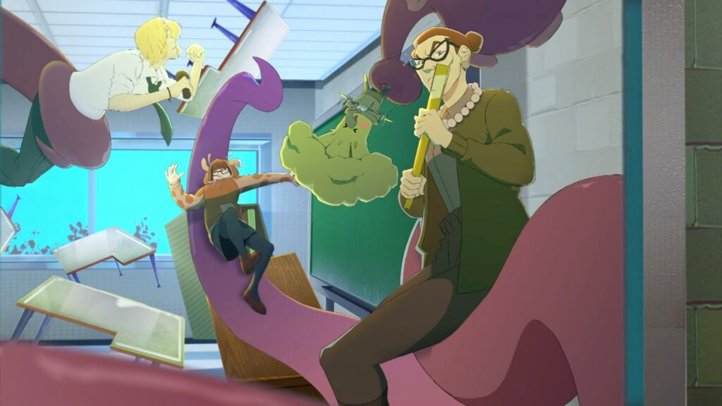 Kraken Academy!! - Feature Image