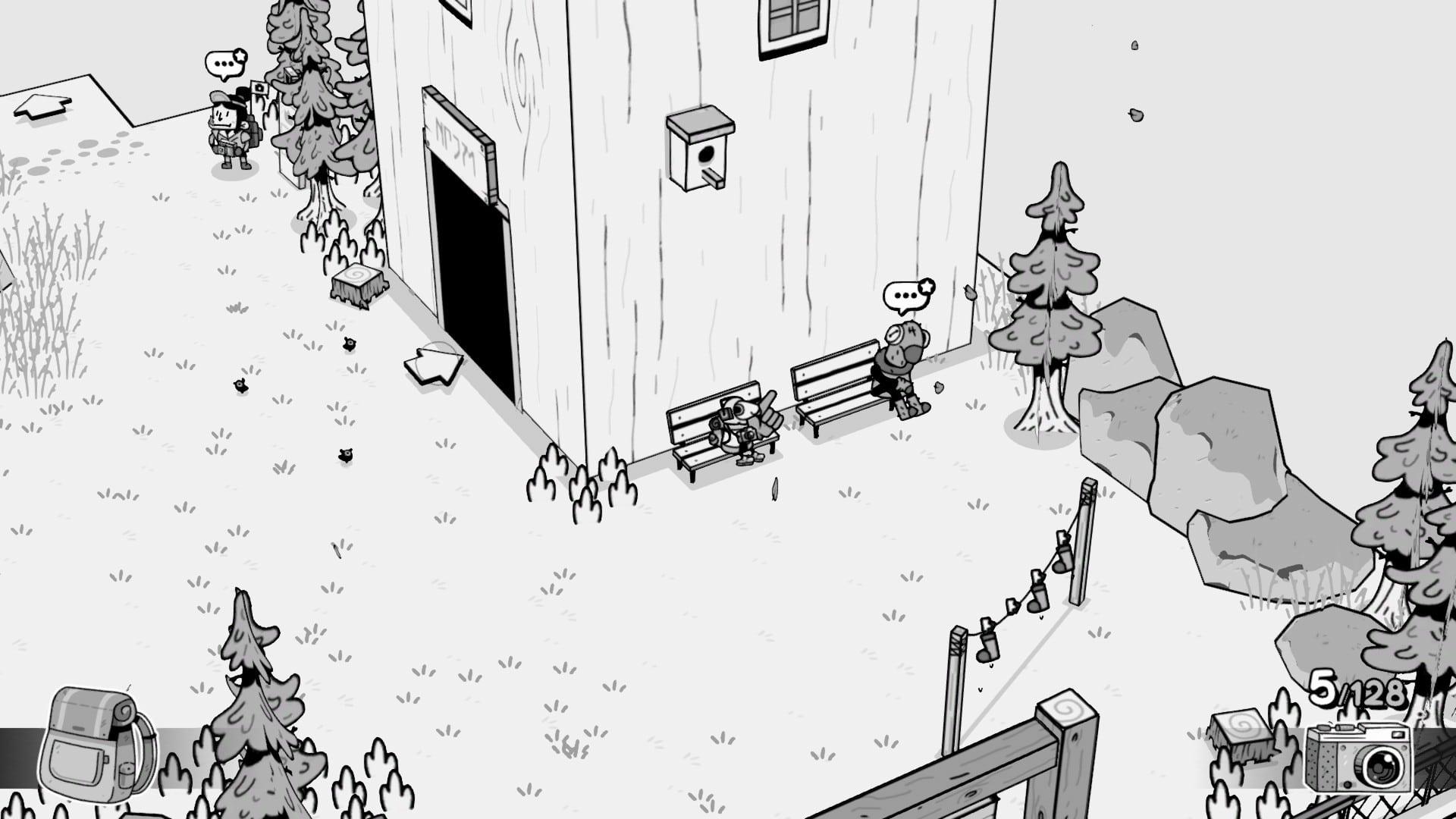 TOEM - Gameplay