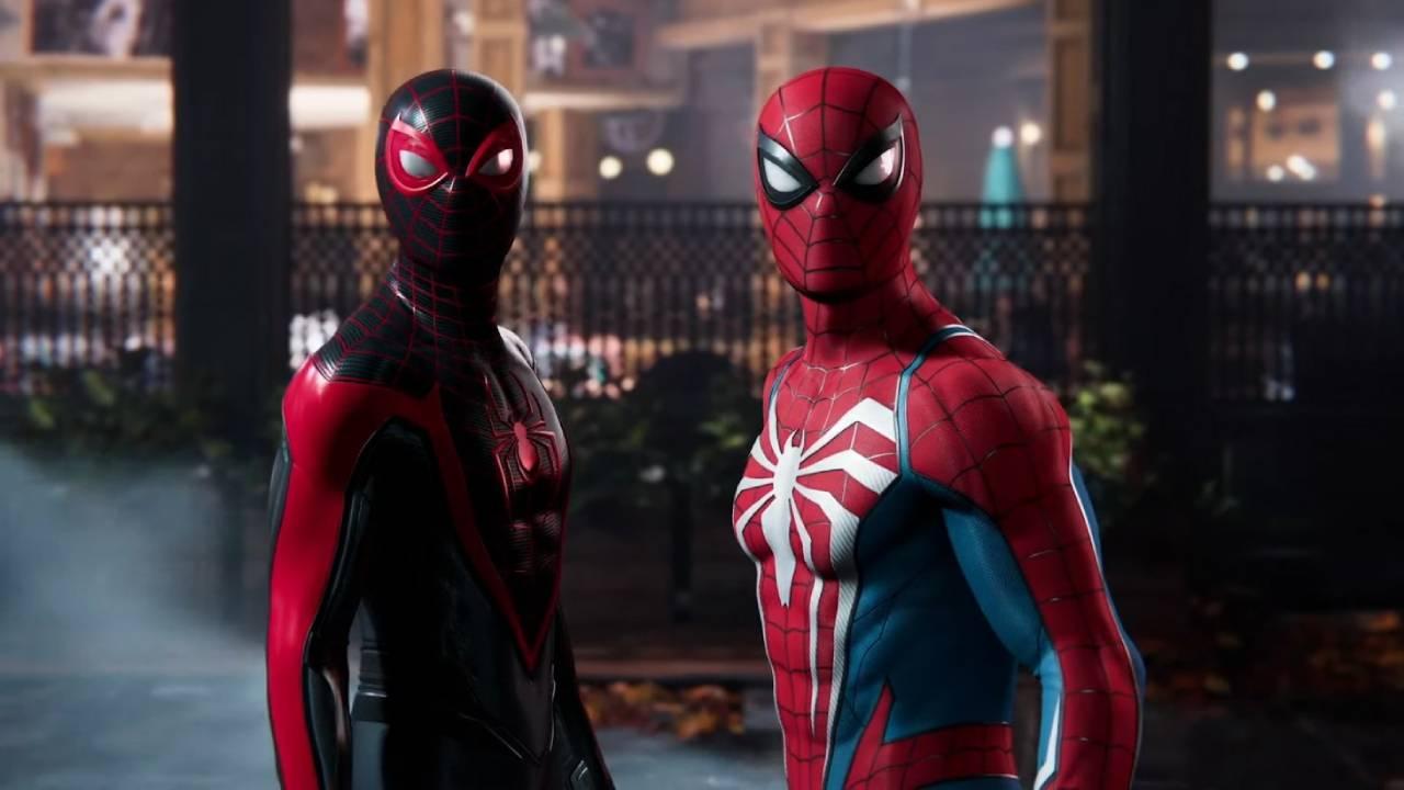 PlayStation Showcase - Spiderman 2