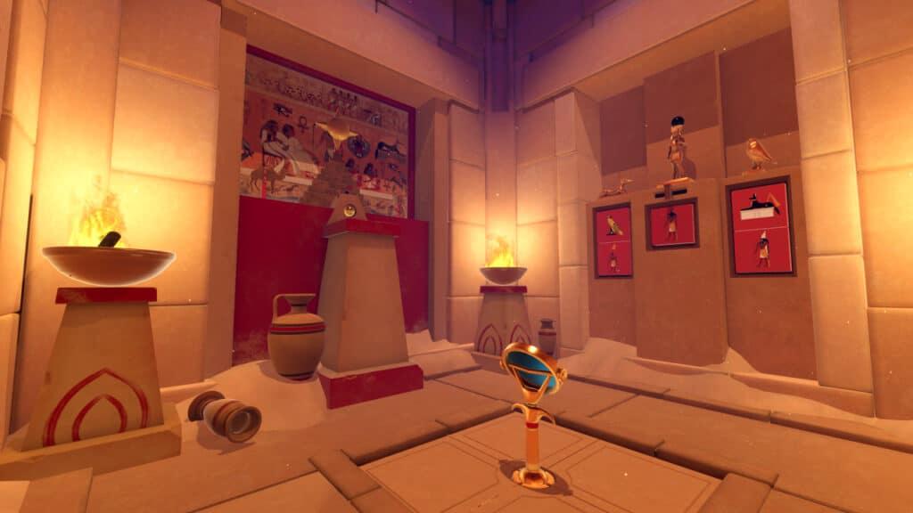 Escape Simulator In-game Screenshot