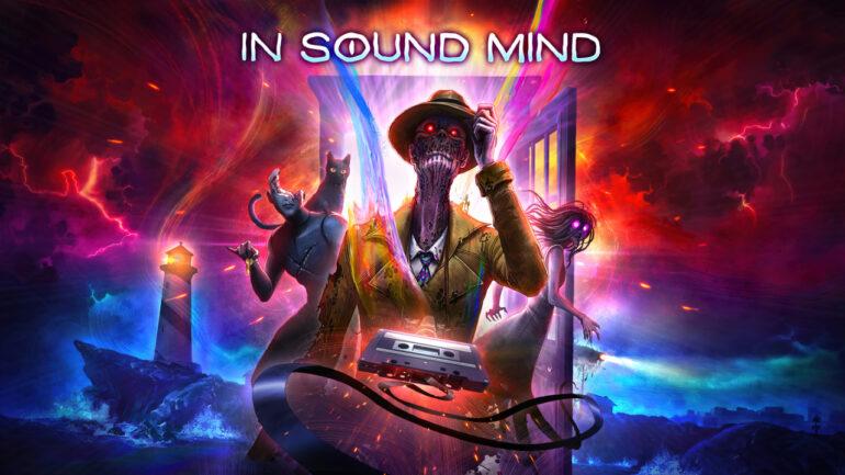 In Sound Mind Key Art Wallpaper