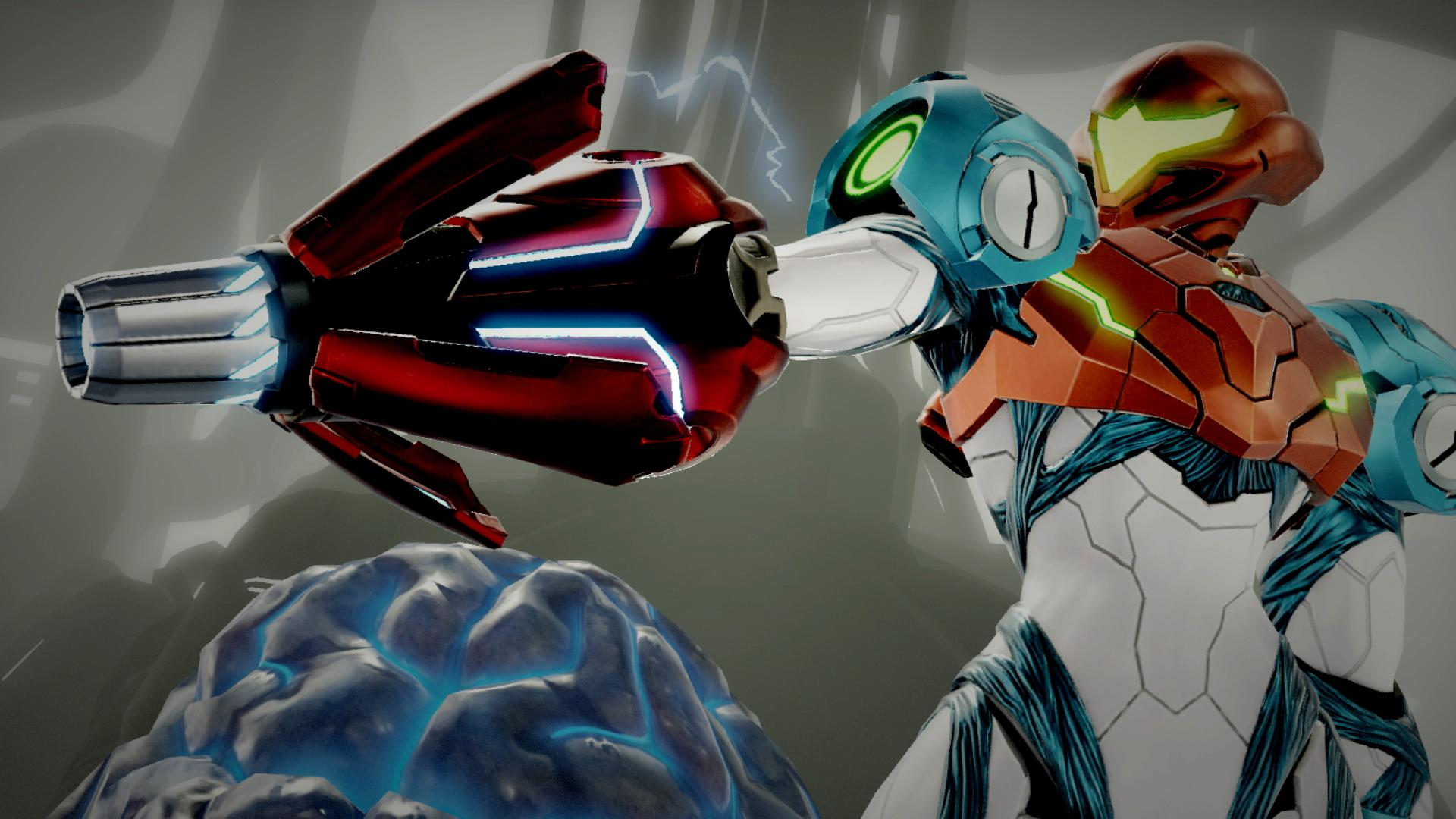 October - Metroid Dread
