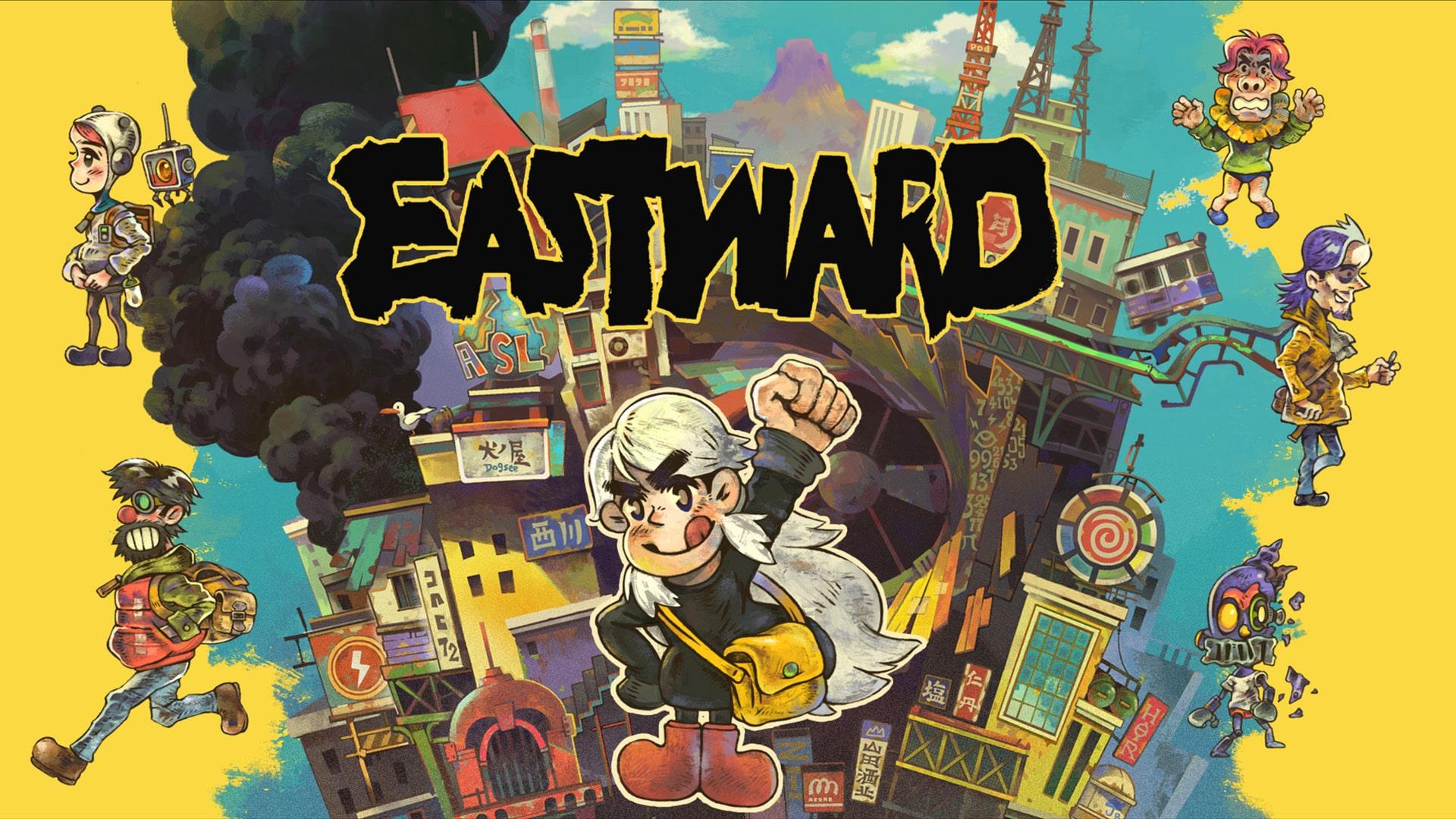 Eastward Key Art