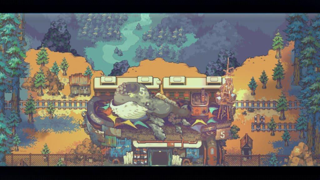 Eastward In-game Screenshot