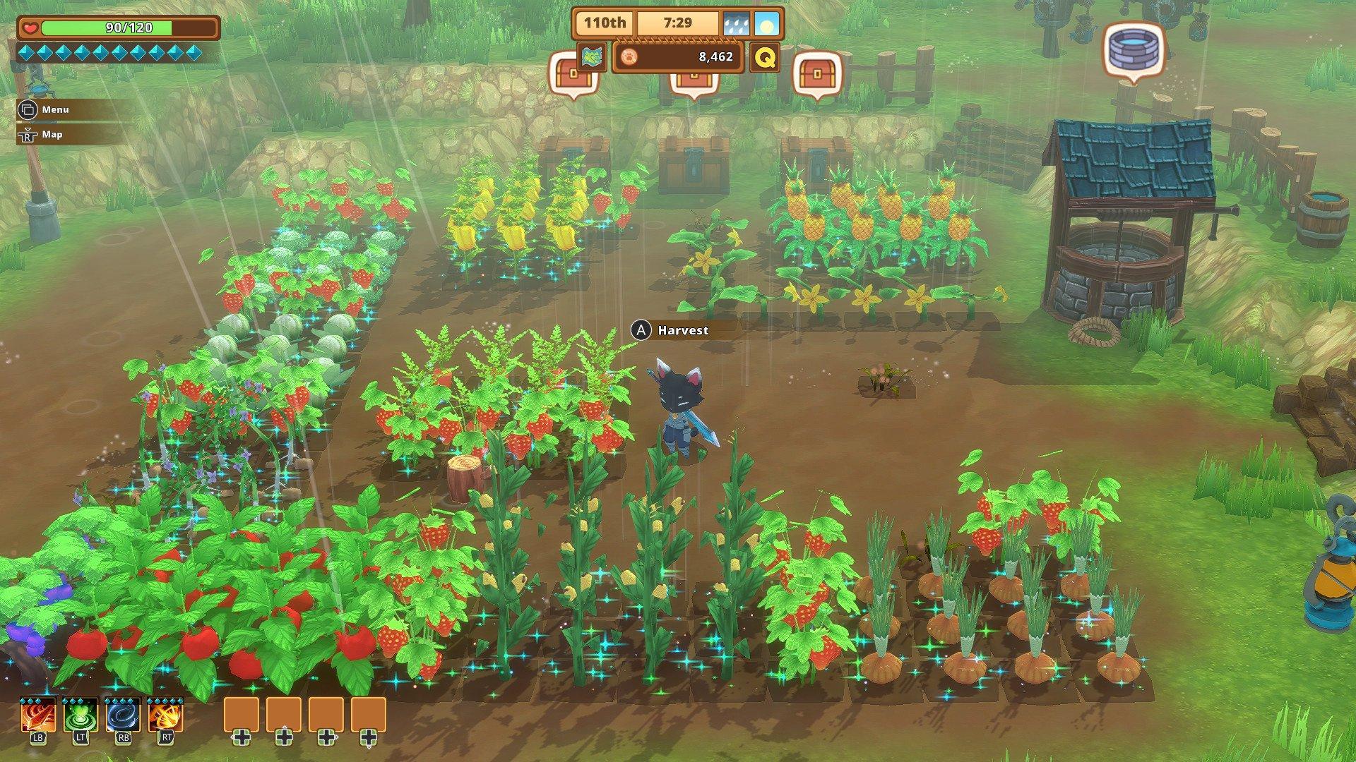 Kitaria Fables - Farming