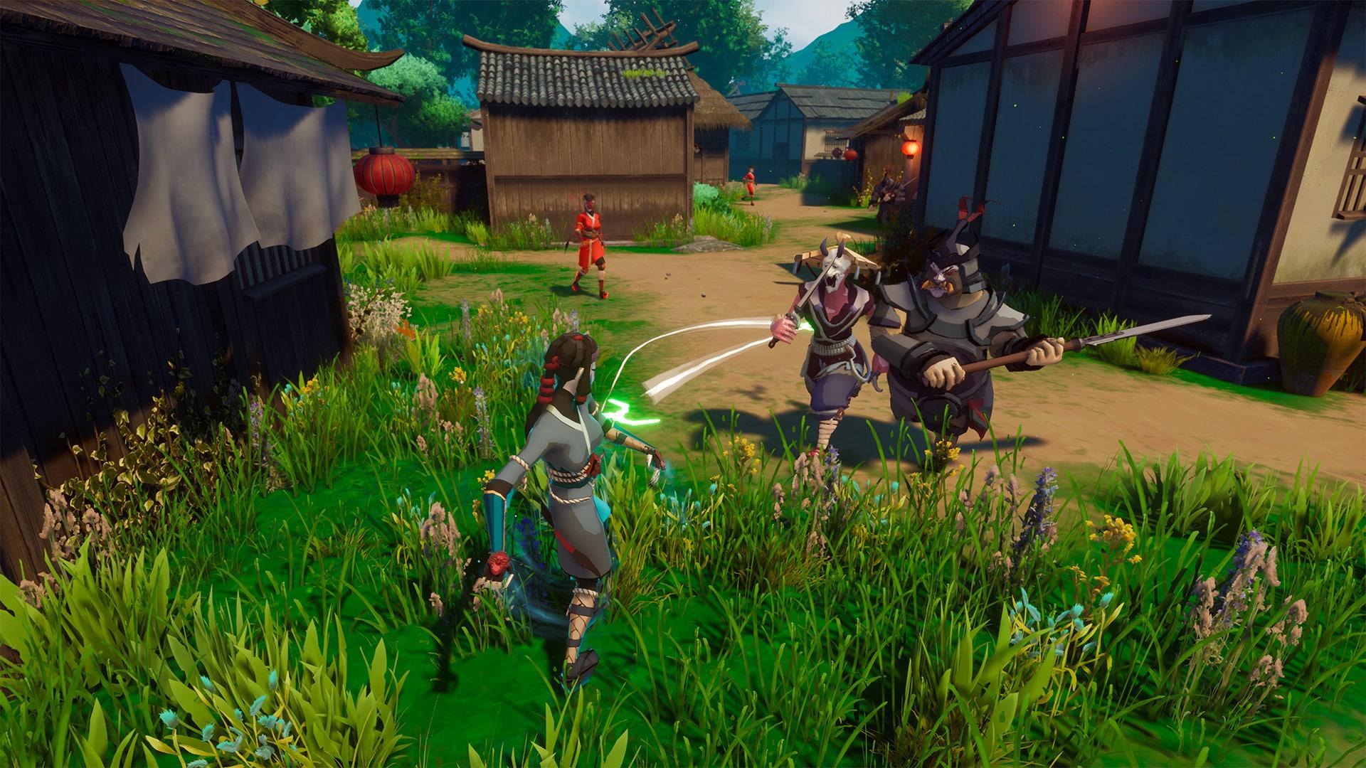 Rogue Spirit - Gameplay