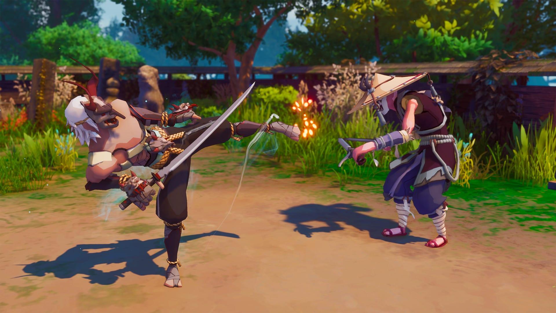 Rogue Spirit - Combat