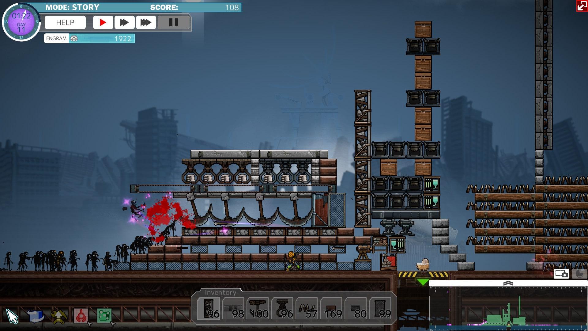 Barricadez - Gameplay