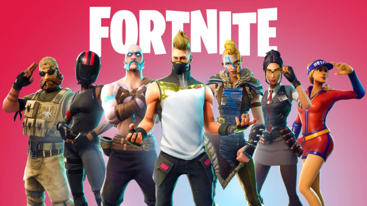 Fortnite - Games We've Never Played