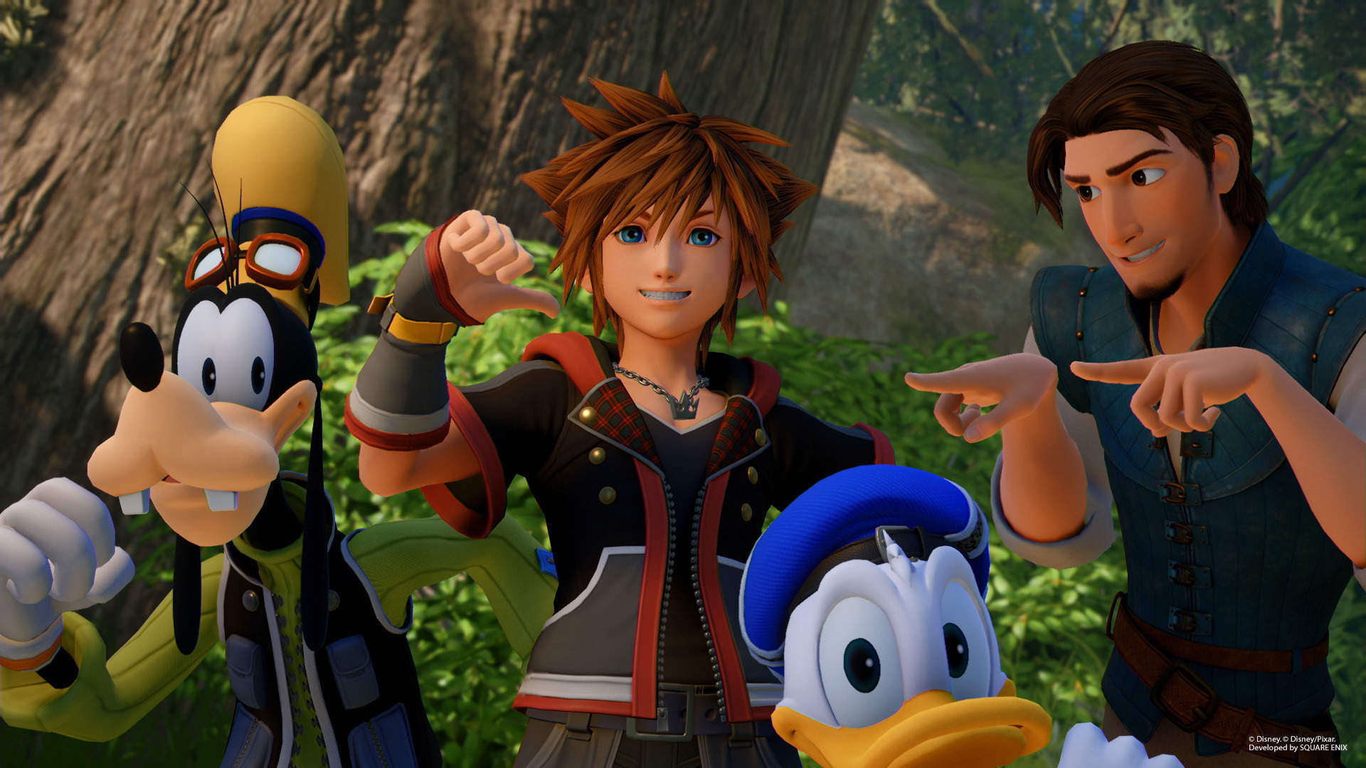 Kingdom Hearts - Games We've Never Played